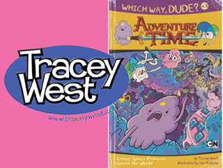 It's Adventure Time! Which Way, Dude #3: Lumpy Space Princess Saves the World