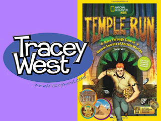 Vote For Temple Run – Children's Choice Book Award Finalist
