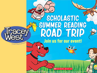 Scholastic's Summer Reading Road Trip